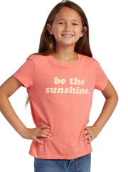 BILLABONG GIRLS  Be Sunshine Tee - The Shop Laguna Beach