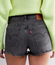 LEVI'S 501 High Rise Denim Shorts // Eat Your Words $69.50