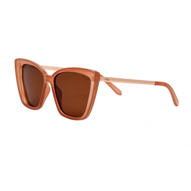 I-SEA <br> Aloha Fox Polarized Sunglasses <br><small><i> (More Colors Available) </small></i> - The Shop Laguna Beach