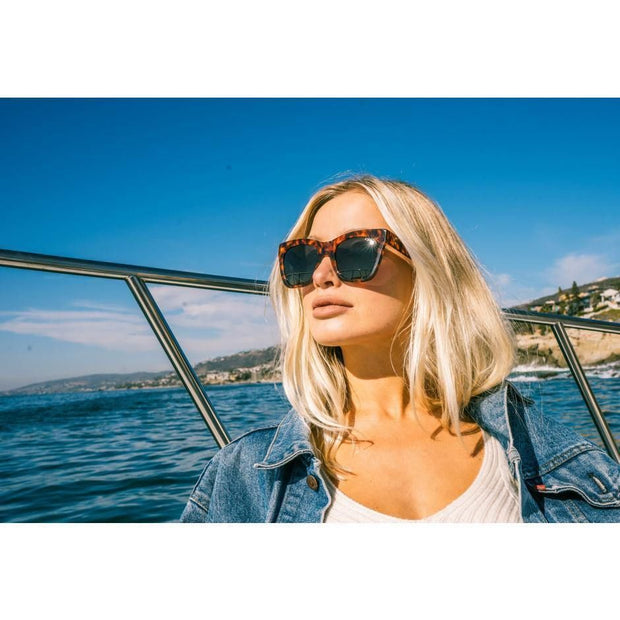 I-SEA <br> Bille Sunglasses <br><small><i> (More Colors Available) </small></i>-The Shop Laguna Beach