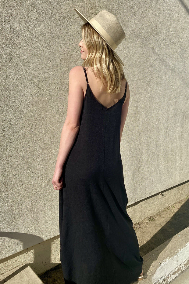 KEEN THE LABEL <BR> Constance Maxi Tank Sundress - The Shop Laguna Beach