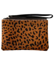 SAUDARA THE LABEL <BR> Small BB Zip Cowhide Pouch <br><small><i> (More Colors Available) </small></i> - The Shop Laguna Beach