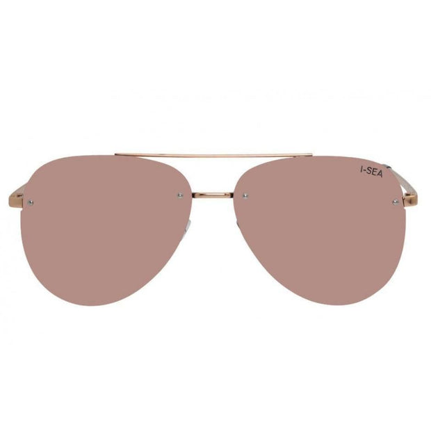 I-SEA <br> River Aviator Sunglasses-The Shop Laguna Beach
