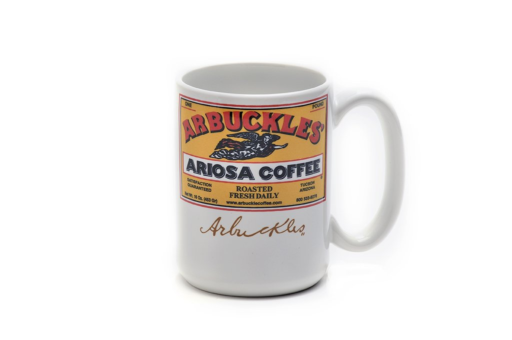 Arbuckle Ariosa 15oz Mug