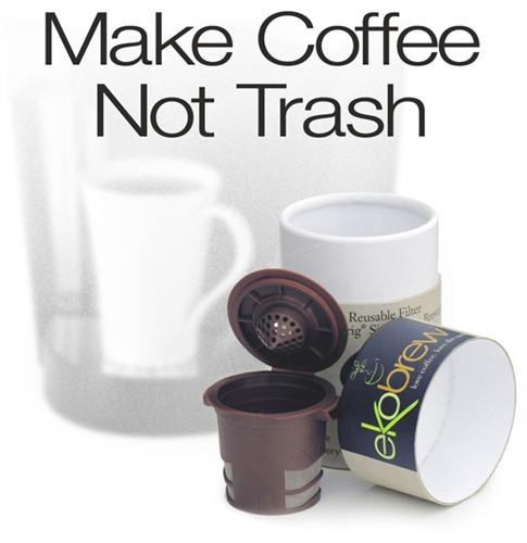 Ekobrew Reusable Filter for Keurig Brewer
