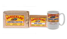Arbuckles' Ariosa & Irish Cream with a Mug Bundle