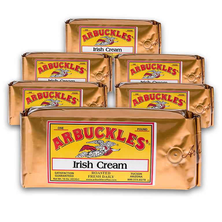 Irish Cream Six (6lb) Pound Bundle