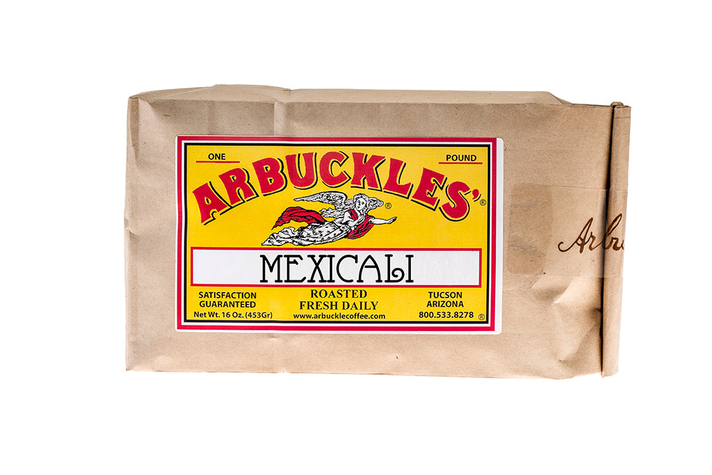 Arbuckles' Mexicali with Ekobrew K-Cup Insert