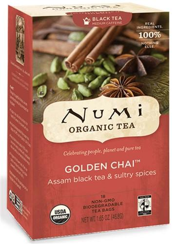 Numi Golden Chai