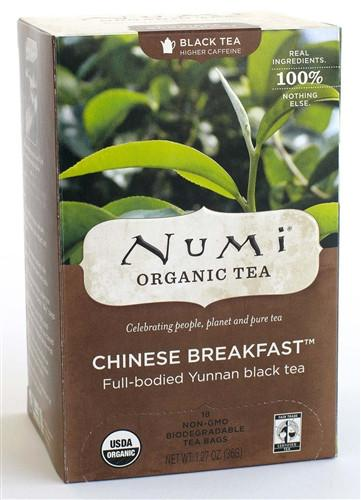 Numi Chinese Breakfast
