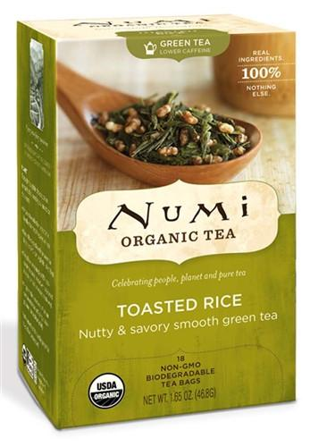 Numi Toasted Rice