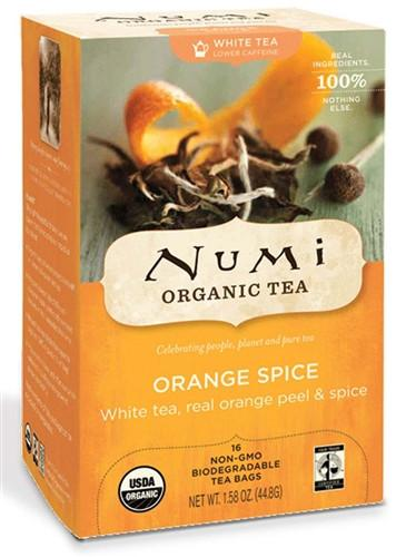 Numi Orange Spice