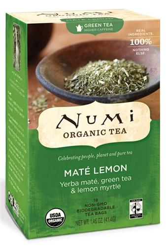 Numi Mate Lemon