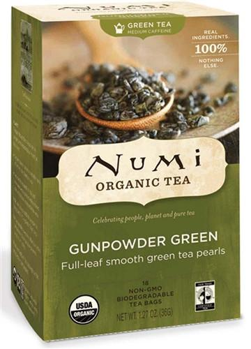 Numi Gunpowder Green