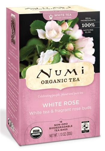 Numi White Rose