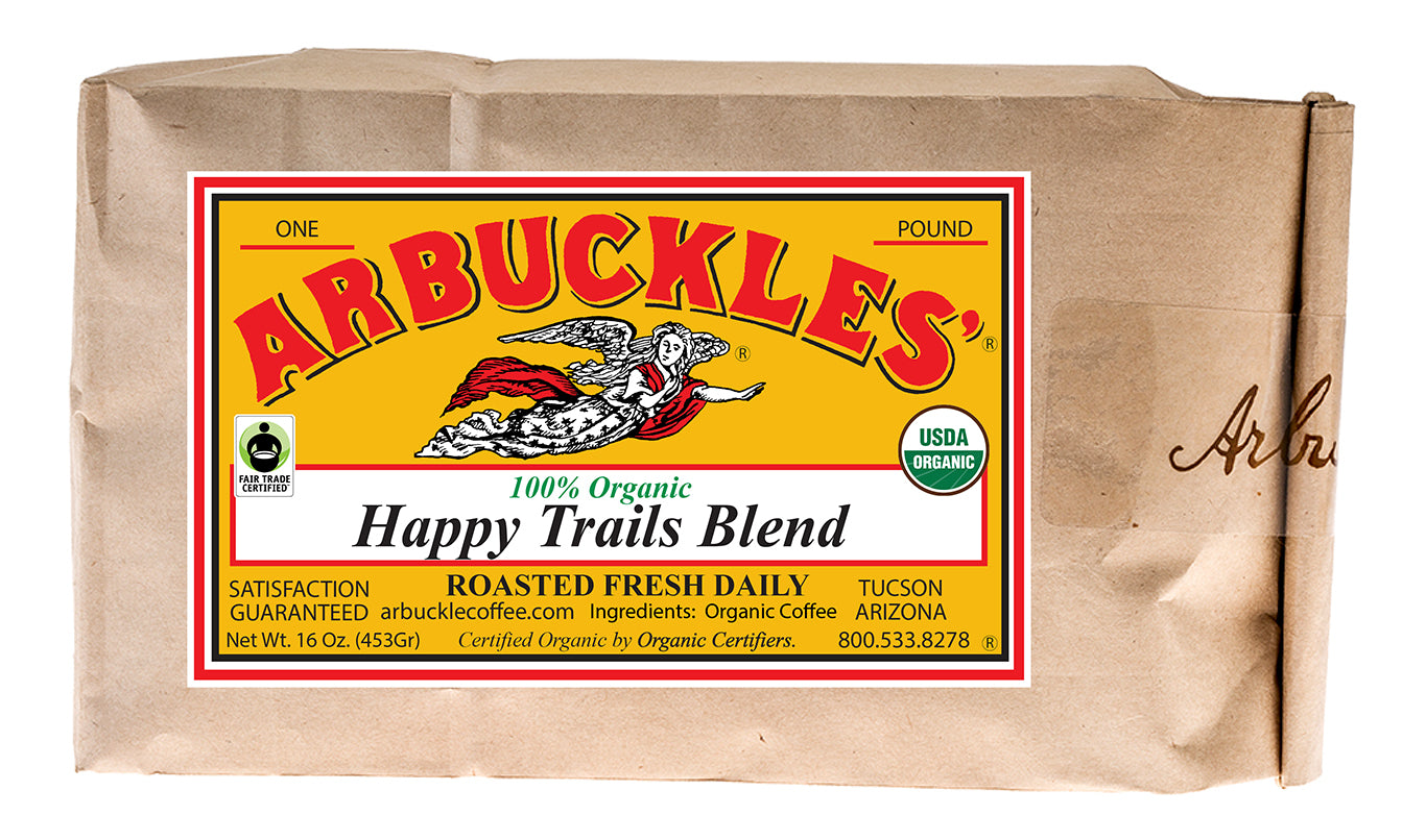 Organic Happy Trails Blend