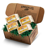 Certified Organic Sampler Gift Box Four (8oz)