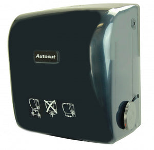 109-60P – MECHANICAL HANDS FREE TOWEL DISPENSER, SURFACE MOUNTED - National Washroom Supply