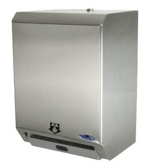 109-70S – HANDS FREE ROLL TOWEL DISPENSER - National Washroom Supply