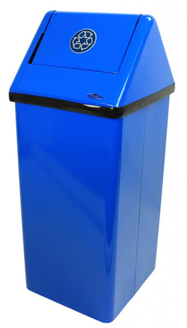 301-RNL – FREE STANDING RECYCLING RECEPTACLE
