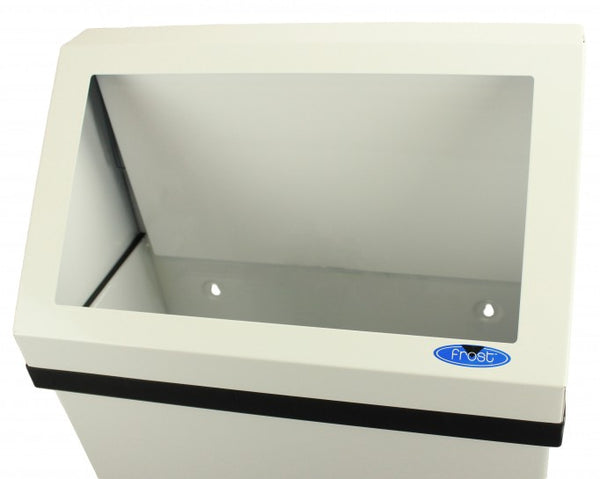 303-NL WALL MOUNTED WASTE RECEPTACLE - National Washroom Supply