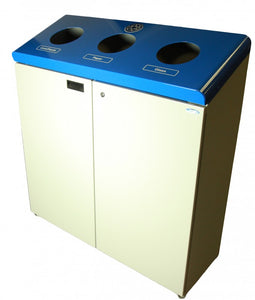 316 – RECYCLING STATION – FLOOR STANDING - National Washroom Supply