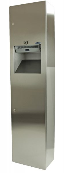 400-70 SERIES COMBINATION HANDS FREE DISPENSER / DISPOSAL FIXTURE - National Washroom Supply