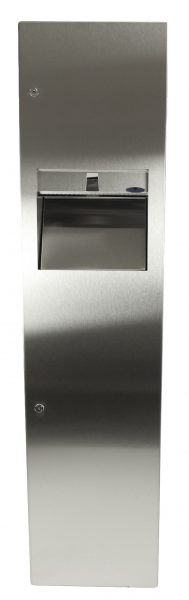 400 SERIES COMBINATION DISPENSER/DISPOSAL FIXTURES - National Washroom Supply