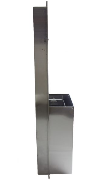 427 SERIES MULTI-PURPOSE COMBINATION TOWEL / WASTE RECEPTACLES - National Washroom Supply
