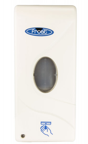 714-P – TOUCH FREE SOAP/SANITIZER DISPENSER - National Washroom Supply