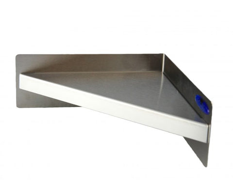 950-8×8″  CORNER SHELF - National Washroom Supply