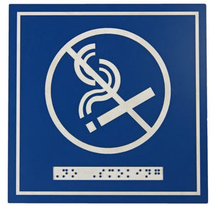 970 – NO SMOKING SIGNAGE - National Washroom Supply