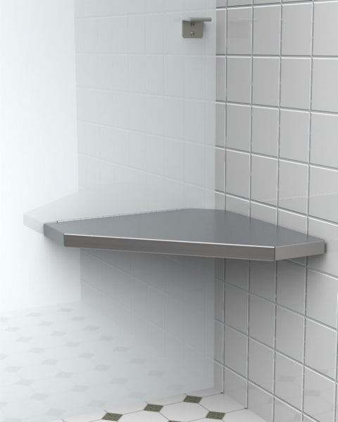 976 – CORNER SHOWER SEAT - National Washroom Supply