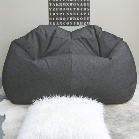 Jumbo Beanbag Denim