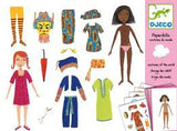 Costumes of the World Paper Dolls