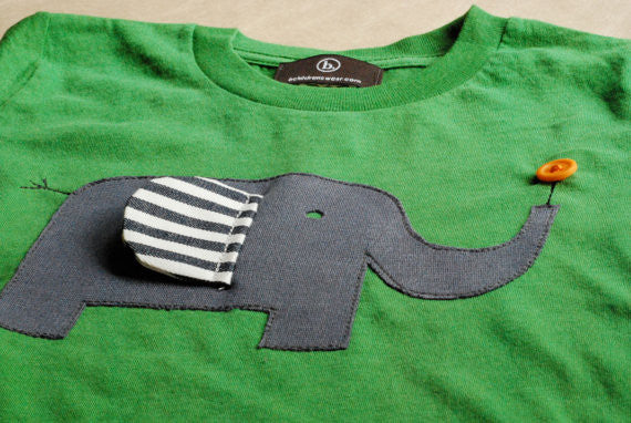 ebenezer the elephant t