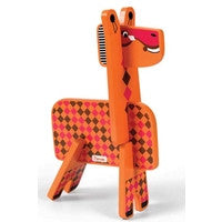 Jungle Pals Giraffe Stacking Puzzle by Parents