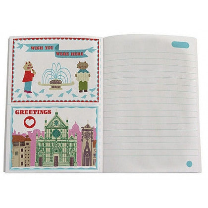florence junior travel journal