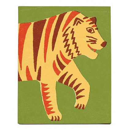 tiger drawing book
