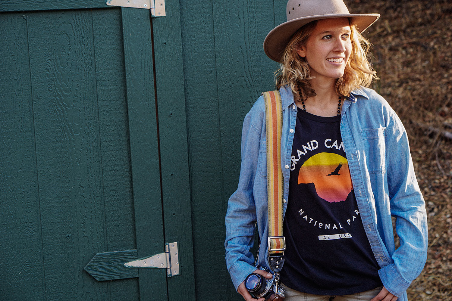 Grand Canyon Tee | Parks Project | National Park Gift Guide