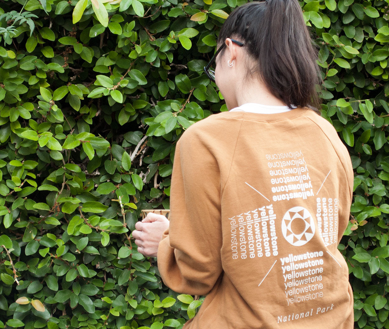 Parks Project National Park Gift Guide | Yellowstone Sweater