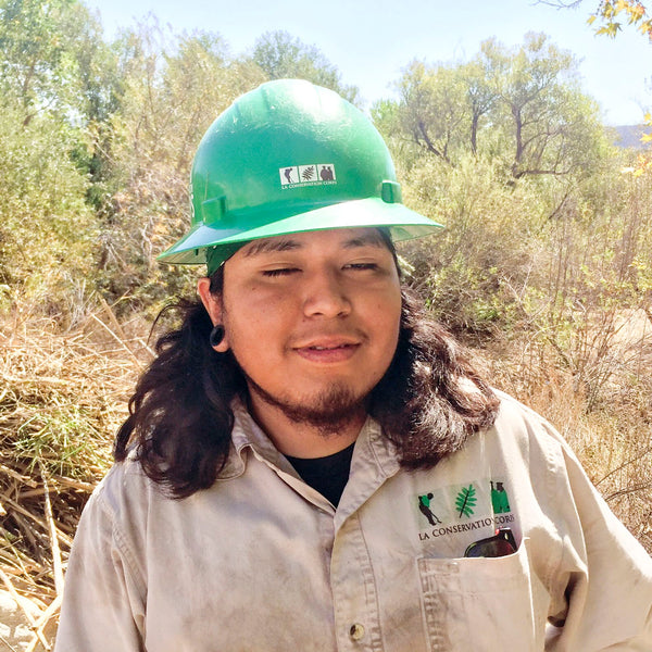 LA Conservation Corps | William