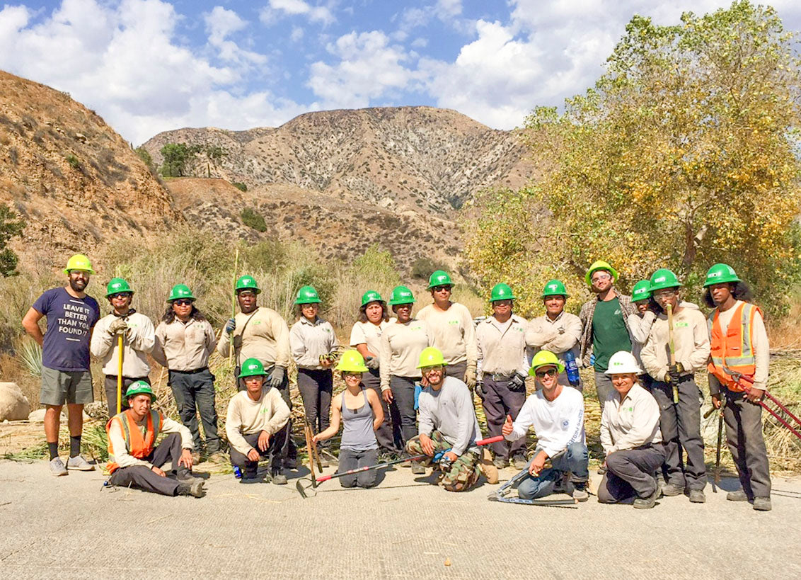 LA Conservation Corps and Parks Project