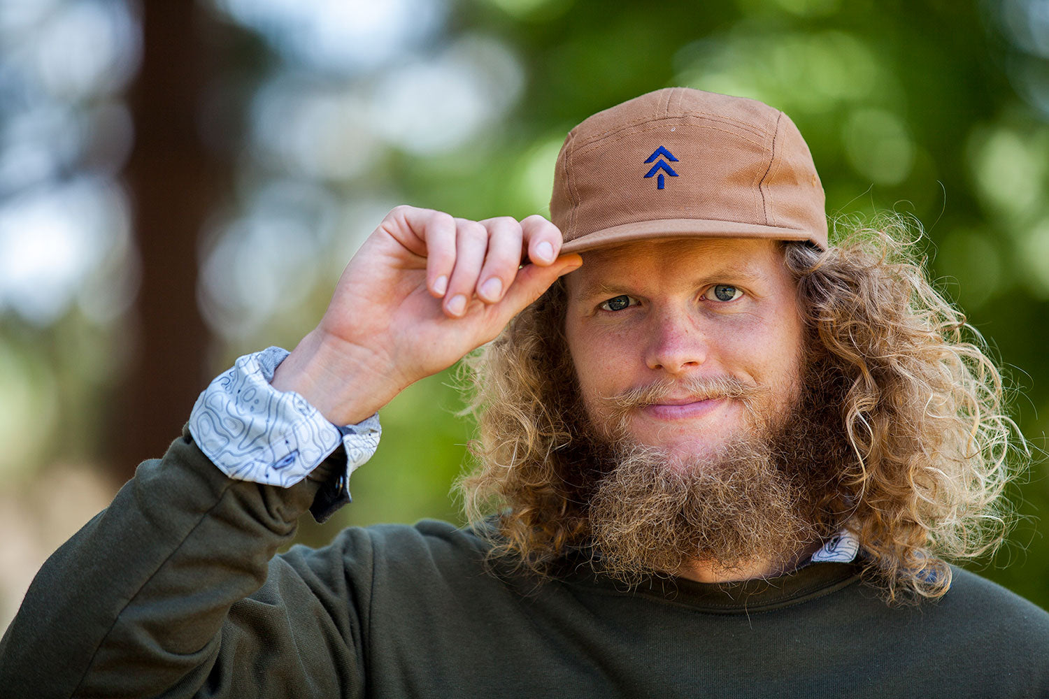 Trail Arrow Camp Hat | Parks Project | National Park Holiday Gift Guide