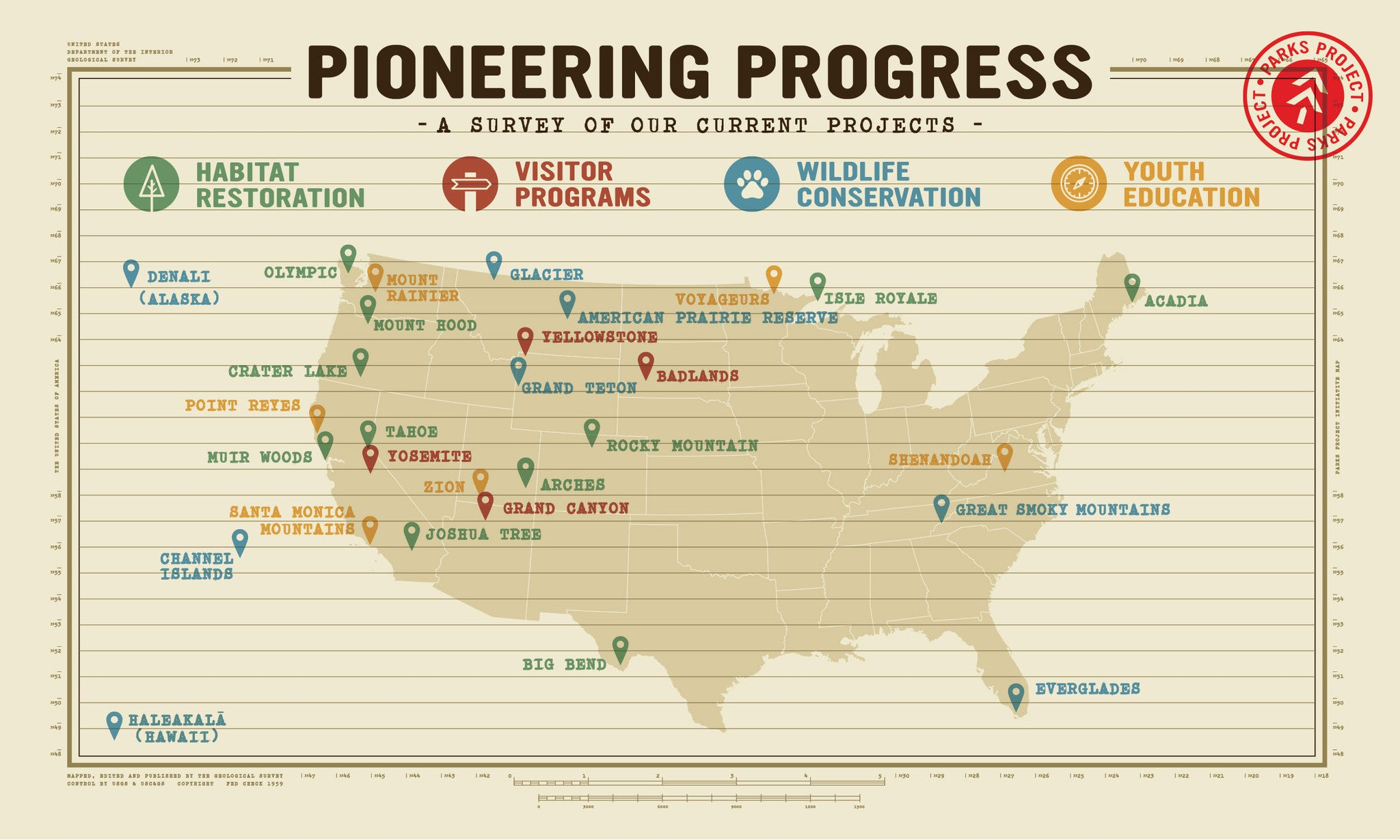 National Park Projects | Parks Project