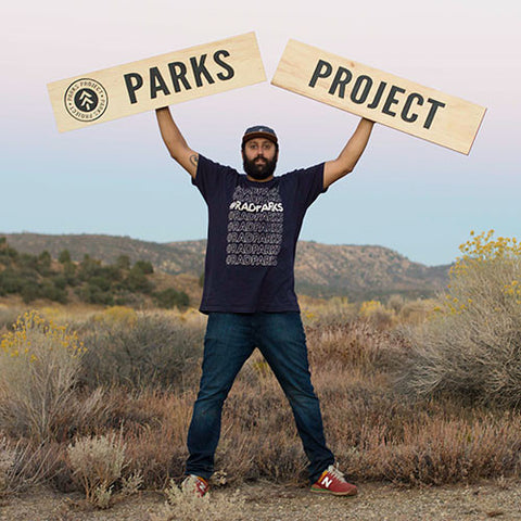 Sevag Co Founder Parks Project