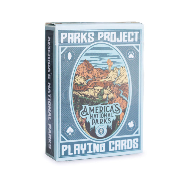 National Park Playing Cards | Parks Project | National Parks Gift Store