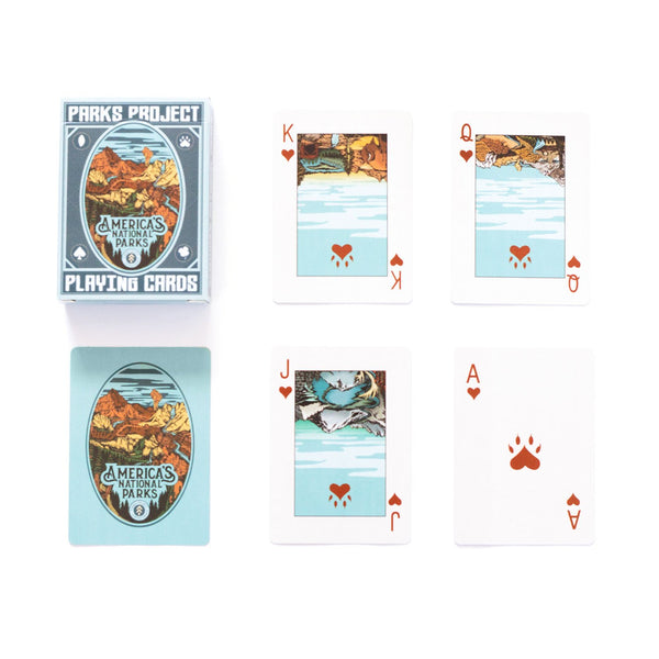 National Park Playing Cards | Parks Project | National Parks Gifts