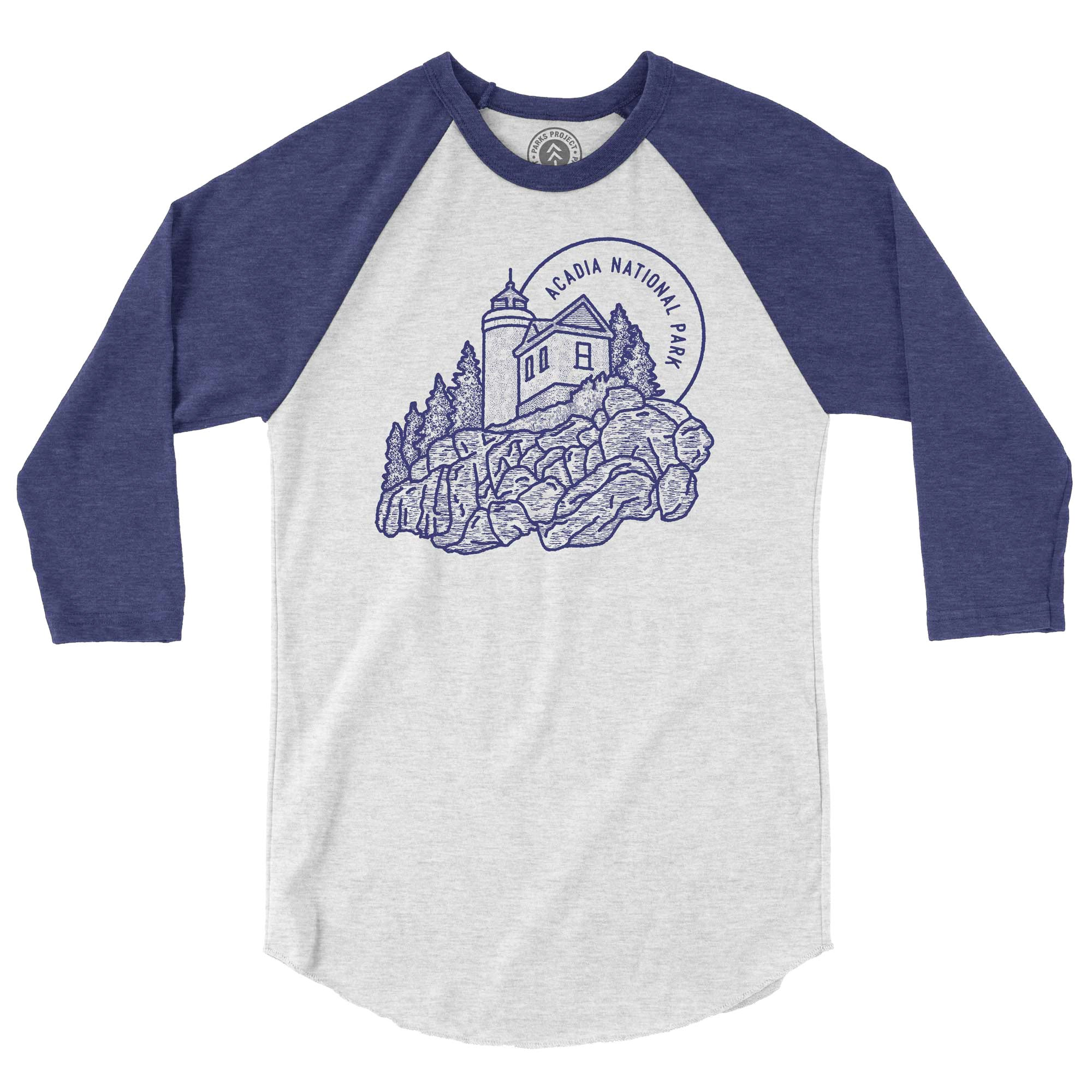 National Park Raglan T-Shirts