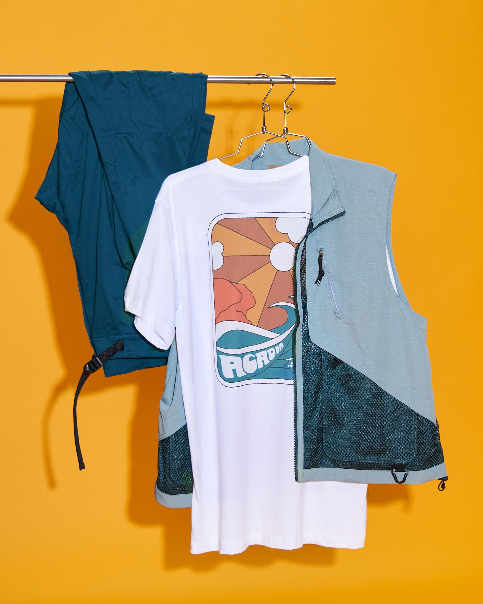 Acadia Waves Tee | Parks Project | National Parks Tee